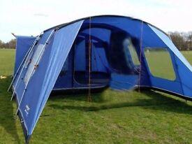 Vango Amazon 600 - Large family tent (blue)
