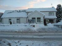 live in guest house , general assistant/ manager boat of garten, highlands