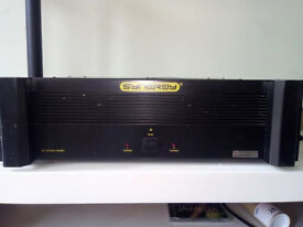 Synergy SA-100 Power Amplifier