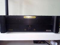 Synergy SA-100 Power Amplifier