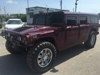 1996 Hummer H1 OWNER'S TOY - OK'D TO SELL...  ...