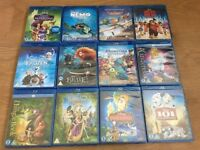 disney blu rays all sealed £5 each buy 4 get 1 free COLLECTION GORLESTON