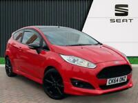 2014 Ford Fiesta 1.0 Ecoboost Zetec S Red Edition Hatchback 3dr Petrol Manual s/