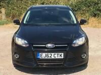 (£30 Tax) -- 2012 Ford Focus 1.0 SCTi EcoBoost -CHEAP on Fuel --Part Exchange OK