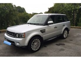 Range Rover Sport 2010 3.0 V6 Command Shift