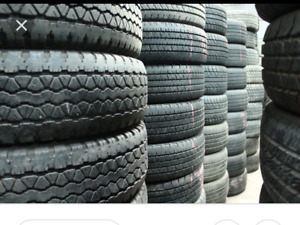 SALE!! BEST USED TIRES BEST PRICE. All sizes