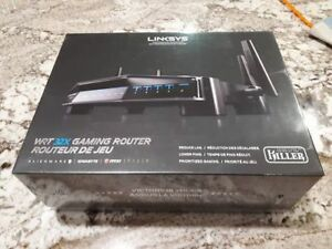 Linksys WRT32X Gaming router brand new in box