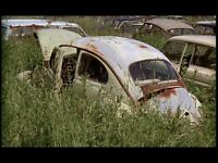 Old abandoned cars wanted