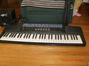 keyboard and Stand /Hantsport area.