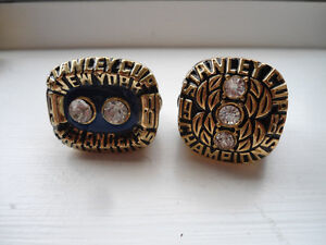 New York Islanders Stanley Cup Championship REPLICA Rings