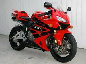 05' honda CBR600rr Streetbike Engine & Parts