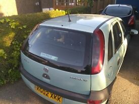 I want to sell Vauxhall Corsa