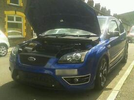 Ford Focus ST 3 superchipped modified