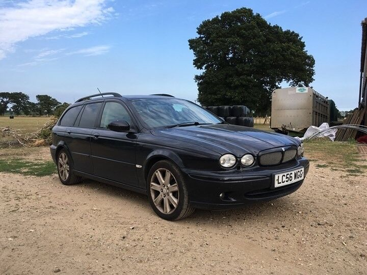 2006 Jaguar X Type 2.5V6 AWD Sport Estate   Spares Or Repairs
