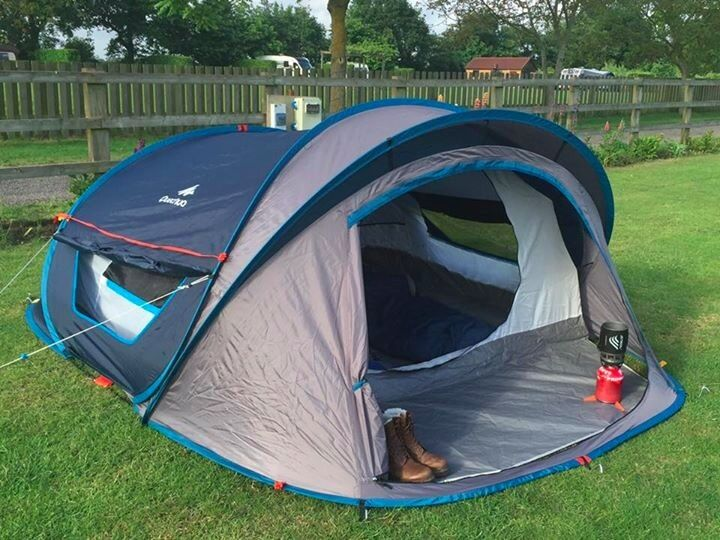 3 Man POP UP TENT - Quechua 2 seconds XL 3 air tent - £40 & 3 Man POP UP TENT - Quechua 2 seconds XL 3 air tent - £40 | in ...