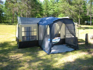 Hillary Family Cabin Tent & Tent With Porch | Kijiji in Ontario. - Buy Sell u0026 Save with ...