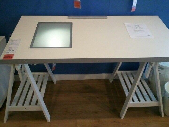 Ikea Vika Blecket Animation / Graphic Design Desk