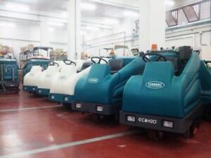 Floor Scrubbers & Sweepers - Priced Right!