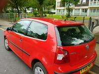 Beautiful clean 2005 VW Polo 1.2