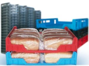 Ontario's Trusted Bakery Supply of Plastic Trays and Racks