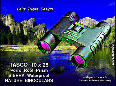 Бинокли и монокуляры TASCO 10 x