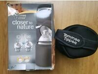 Thermal baby bottle insulators x2