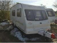 Bailey regency caravan plus awning and motor mover