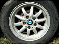 BMW Aluminium Wheels