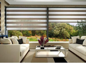 Stores-Rideaux-Toiles à Rouleau-Blinds-Curtains-Shades
