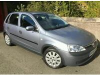 Vauxhall corsa 2002 on a 52 plate *long mot* only done 74k (not astra focus fiesta punto clio)
