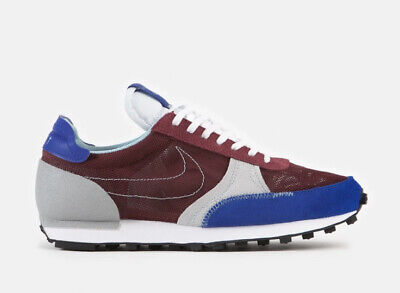 Nike Daybreak Type Mesh Trainers in Red - UK Size 8 -...