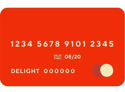 DoorDash Official Red Card SUPER FAST SAME DAY CARD NUMBERS!!