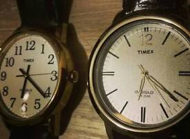 X2 Timex gents watches