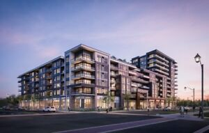 Brand New Luxury Two Bedroom Den Apartment Rental in Oakville