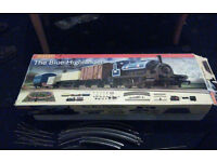 Hornby Train Set - Caledonian Bell - Functional and Used