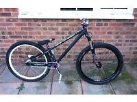 DMR Transition 26 Custom Dirt Jump Bike & Extras