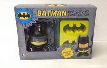 Batman Egg cup and Toast cutter Midland Swan Area Preview