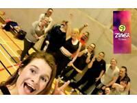 ZUMBA Fitness Dance classes in Dickens Heath & Sheldon