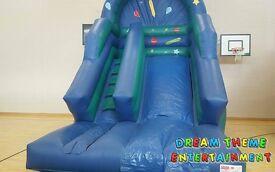 Bouncy Castle Slide by Pineapple Leisure