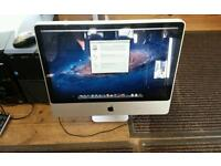 Apple iMac 24-INCH A1225 2.8GHz no TV