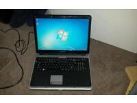 Advent 6651 17 inch laptop and toshiba L300