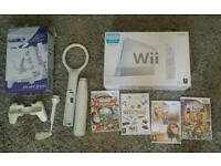 Boxed nintendo wii bundle