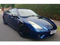 2004 TOYOTA CELICA T SPORT 190 1.8 VVTI **LEATHER & STYLE PACK**
