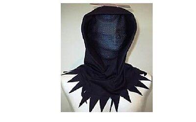 Halloween Henker Maske Gesichtsmaske  unsichtbar  Netz Karneval