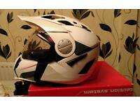 Givi modular helmet,New!