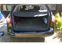 'VW black passat estate blue motion tdi