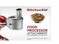 KITCHEN AID Food Processor NEW