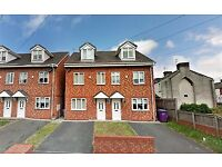 11 Leighton Street, Walton. 4 bedroom new build semi-detached house, over 3 levels. LHA welcome
