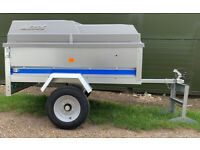 New Maypole 6815 General Purpose Small Trailer with Hard Cover