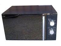 Morrison's Model: WMMBM17 700 Watt Microwave - Clean + Working + Ready to Use!